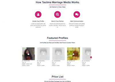 marriage media website